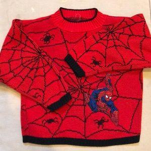 Other - Kids Spider-Man Sweater. Unknown size.